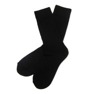 Overlander extreme adventure, Expedition Men's PK1 Merino Boot Sock - Black