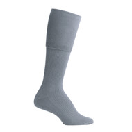 Bearfoot Women's PK1 Cotton School Knee High Socks - School Grey