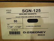 O Z Gedney Csbe 200p 1 Conduit Sealing Bushing 2 New