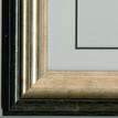 Frame option with a white slip