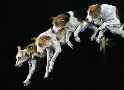 Art work by Kay Johns