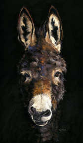 Donkey Artwork by Kay Johns