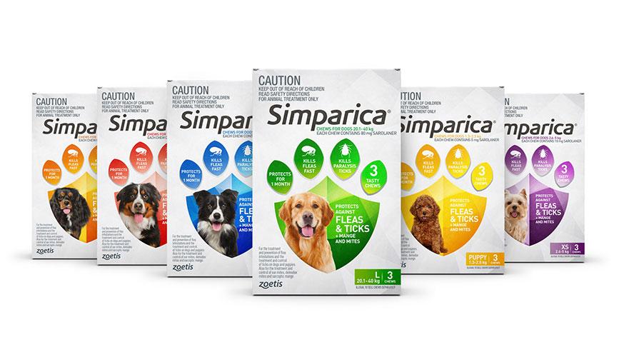 Simparica Without Rx Vet Prescription