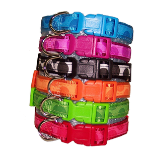 Bubble Dog Collar - X-Small - 8-12""