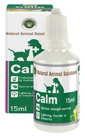 Calm for dogs & cats - 0.5 oz (15ml)