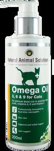 Omega 3, 6 & 9 Oil for Cats - 6.7 oz (200ml)