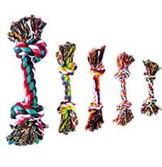 Rope Bone Dog Toy - 10 Inch