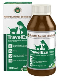 TravelEze for dogs & cats - 3.4 oz (100ml)