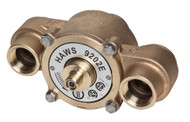 Haws 9202E Thermostatic mixing valve