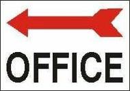 OfficeSign - Arrow Left