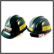 CERT Hard Hat 5 Point Suspension  (2 hats)