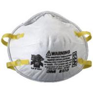 Respirators - 3M Respirator 8210- Case