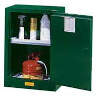 Justrite Pesticide Safety Cabinet- 12 Gallon 891224