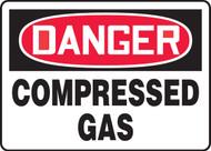Danger  Compressed Gas