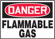 Danger - Flammable Gas