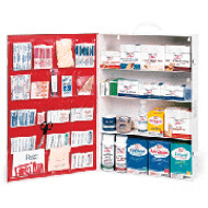 4 Shelf First Aid Kit- WITHOUT First Aid Tablets