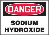 Danger - Sodium Hydroxide