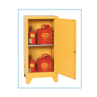 Eagle 16 Gallon Flammable Storage Cabinet with Legs