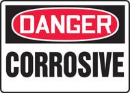 Danger - Corrosive