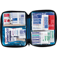 First Aid Kit Portable Soft Pack- 131 Pc (2 kits per order)