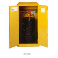 Justrite Vertical Drum Storage Cabinet - 1-55 Gallon