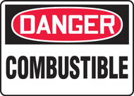 Danger - Combustible
