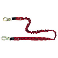 FP Diamond Shock Absorbing Lanyard by MSA- 6 Ft.