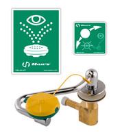 Haws 7611 Laboratory Eyewash- Swing Away Eyewash- Countertop Mounted