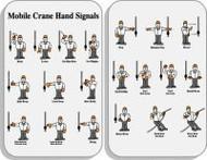 Mobile Crane Hand Signals
