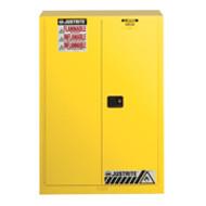 Justrite 60 Gallon Flammable Cabinet