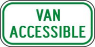 (Ohio) Van Accessible Sign