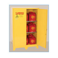 Eagle 90 Gallon Flammable Storage Cabinet with Legs