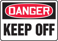 Danger - Keep Off