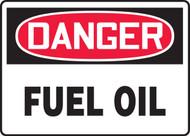 Danger - Fuel Oil