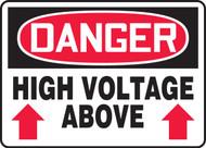Danger - High Voltage Keep Away Sign