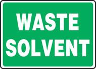 Waste Solvent
