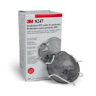 3M Respirator 8247  Case -120 Respirators
