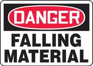 Danger - Falling Material