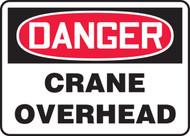 Danger - Crane Overhead