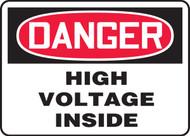 Danger - High Voltage Inside 1