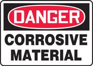 Danger - Corrosive Material
