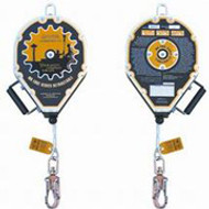 MK Edge Series Retractable Lifeline- Galvanized-50 ft.