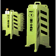 Eagle Portable Barricade System- Pedestrian Crossing