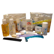 Emergency Personal Hygiene Kit- The Clear Solution -4 Kits Per Order