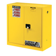Justrite Flammable Storage Cabinet 30 gallon