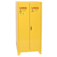 Eagle 60 Gallon Flammable Storage Cabinet with Legs