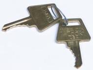 Master Key For American Lock- Color Coded- Aluminum Padlocks