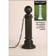 Eagle Decorative Post Sleeves- Golf Traditions Black
