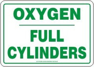 Oxygen Full Cylinders