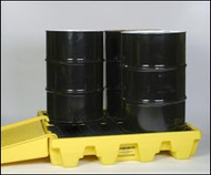 Eagle 4 Drum Pallet Unit - Low Profile